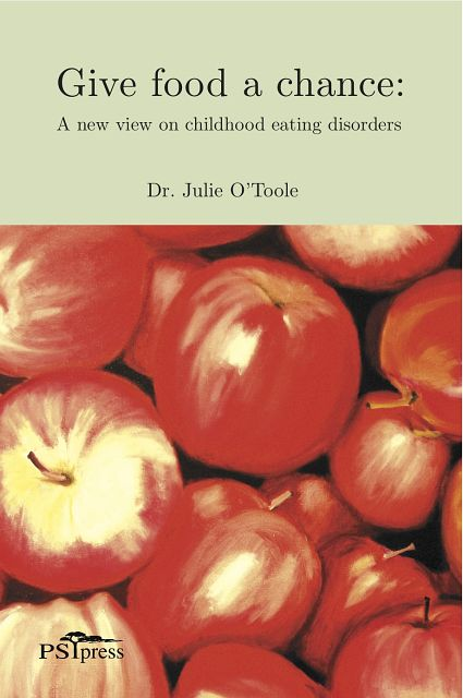 New Treatment Options for Eating Disorders Described in New Book, Give Food A Chance