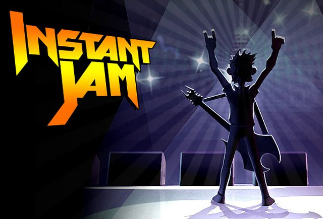 New Free Online Music Game, Instant Jam, Can be Played on Any Web Site, Including Facebook