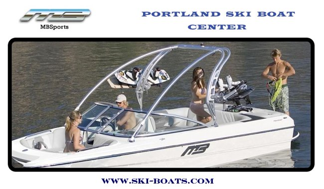 MB Boats and Portland Ski Boat Center Prove a Perfect Partnership