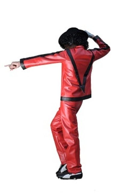 A Michael Jackson Costume For Halloween Pays Tribute To The King Of Pop