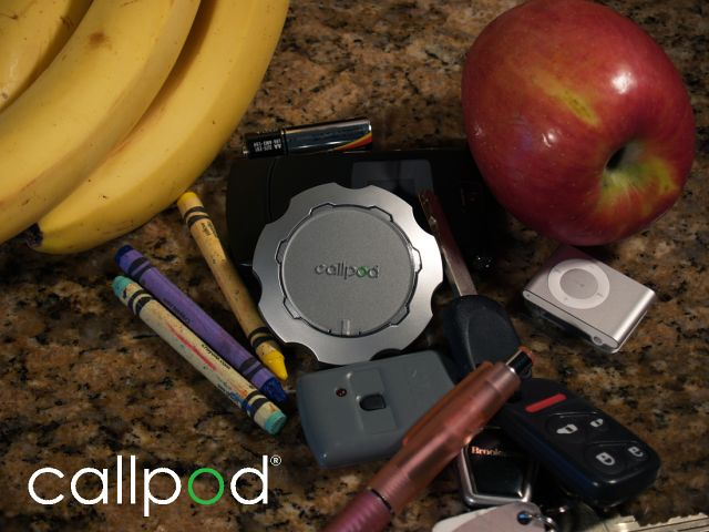 Power Charger, Chargepod by Callpod, Assists Busy Parents and Households