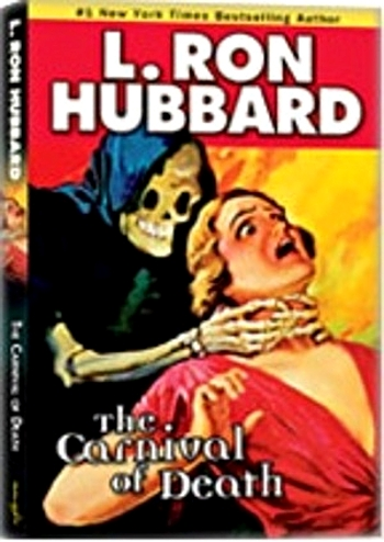 Galaxy Press Releases the Pulp Fiction Audio Book and Classic Novel: The Carnival of Death!
