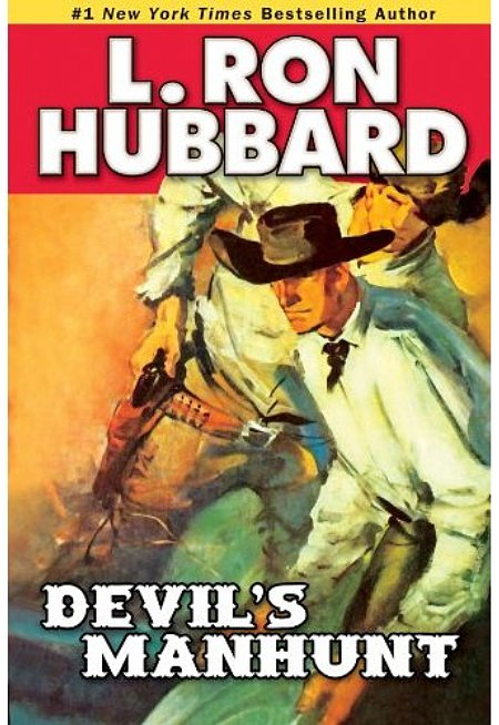 "Release of Western Thriller ""Devil's Manhunt"" Announced by Galaxy Press"