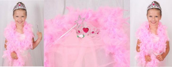 Yagooon Princess Tiara Wand Set