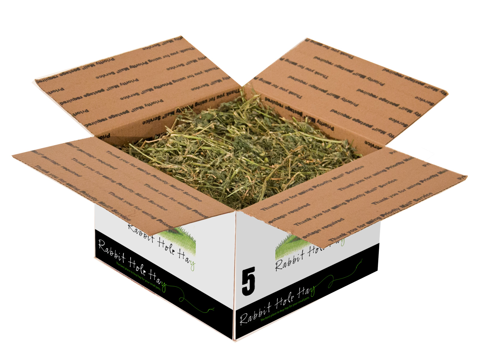 Rabbit Hole Hay Offers Online Sales of Quality, Farm Fresh Hay for Rabbits and Other Small Pets
