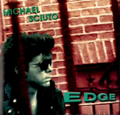 MTV VH1 Classic Music Video Supporting Artist Michael Sciuto Re-Releases '80s Music Album