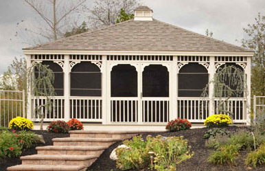Creative Gazebos Selected as Gazebo of Choice for US Government Contract for Third Consecutive Year
